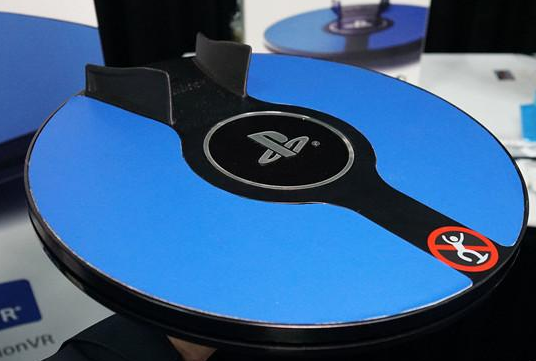 3D Rudder推出PSVR专用的脚部运动控制器