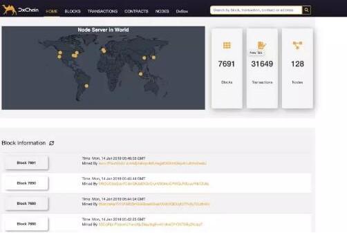 首款去中心化的区块链云存储应用产品DxBox正式发布