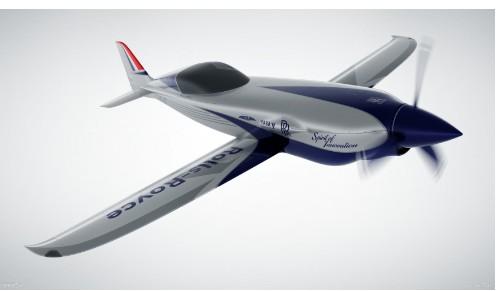 罗尔斯-罗伊斯将打造出世界最快的全电动飞机速度超过300英里/小时