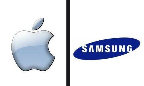 苹果宣布与三星建立合作关系