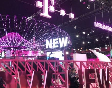 T-Mobile已完成600MHz频段的5G视频...