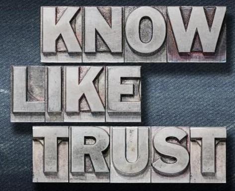 区块链非常适合一个以透明和信任为傲的舞台