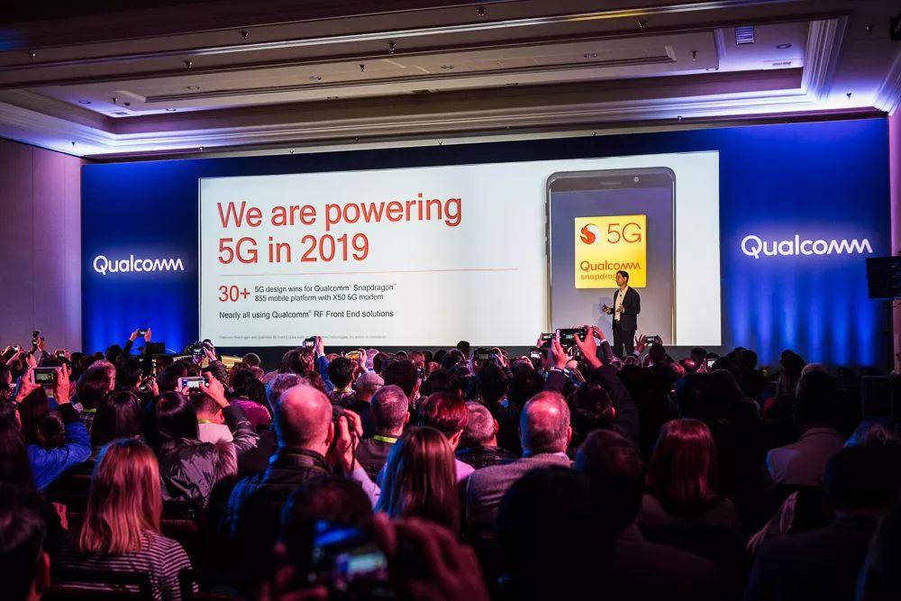 亚博2019年上半年开始的首批5G商用移动终端浪潮
