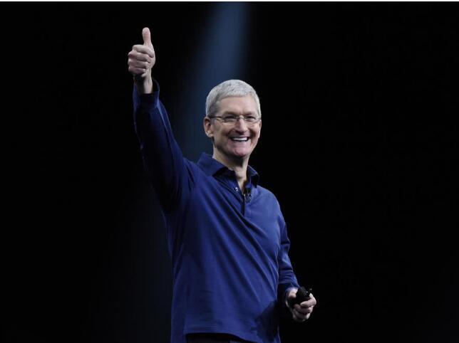 苹果CEO表示:苹果的生态系统长期良好