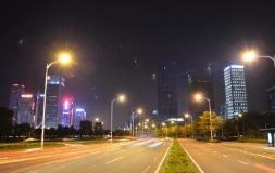 南昌采取PPP模式进行道路照明节能改造