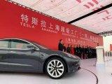 特斯拉超级工厂在上海临港产业区正式开工建设