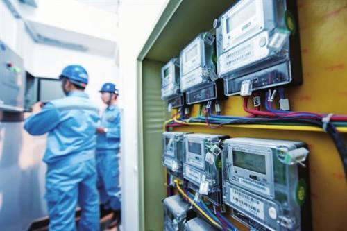 ?#20998;?020年将用智能电表代替80%的电表从而进...