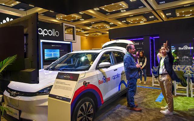 百度、英伟达、法雷奥……他们带来了哪些自动驾驶新进展?