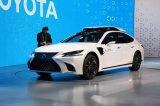 丰田发布基于LS打造的L4自动驾驶原型车