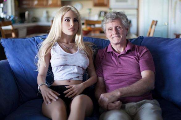 研究表明 性爱机器人正在成为一种大趋势