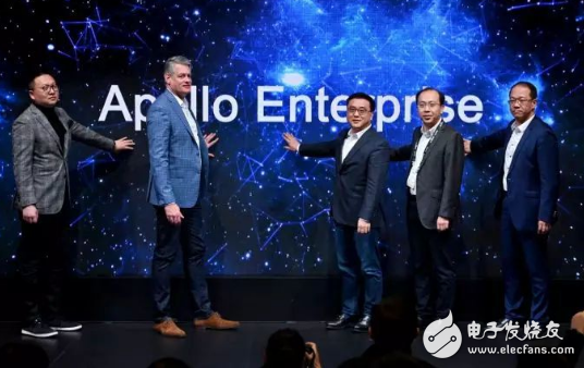 百度Apollo已经提交完整的中国方案 从量产化元年迈向商业化元年