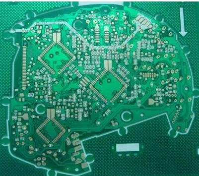 如何设计不规则形状的PCB电路板