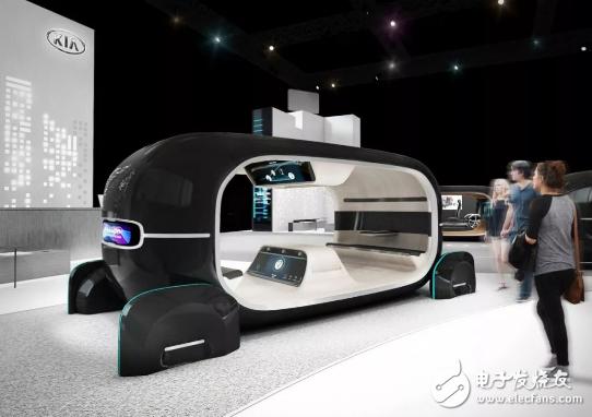 CES 2019的智能座舱争夺战开始 各路玩家尽力满足消费者的需求