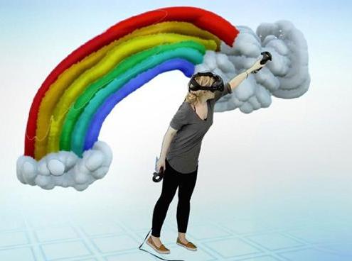 MixCast在CES2019上展示了VR串流平台 可在线下体验店供游客使用