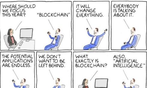 区块链能为比特币做什么