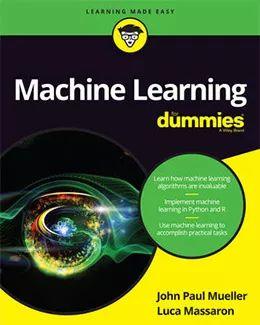 亚博10本让你成为机器学习领域的专家的好书!
