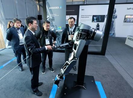 LG电子联手NAVER LAB 共同进行机器人的研究开发