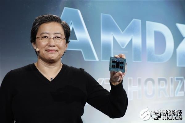 AMD宣布第二代EPYC霄龙数据中心处理器 最多64核心或在2019年按计划推出