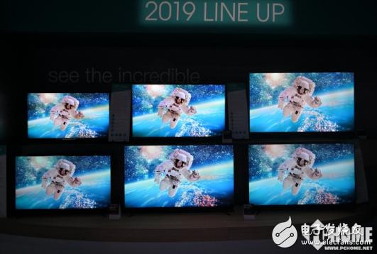 海信首发的三色激光电视与自研的ULED面板电视U9E