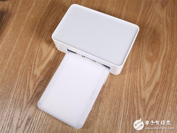 米家照片打印机评测 499元超值价格个人和家庭打印照片的不二之选