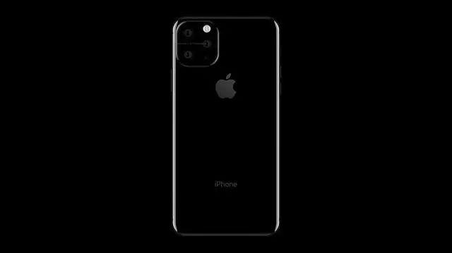 新iPhone效果图曝光:三摄设计看起来有点奇怪!