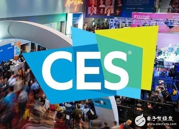 CES2019展上的照明新品与技术