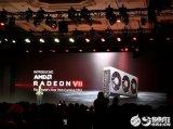 AMD发布全球第一款基于7nm工艺GPU核心的游...