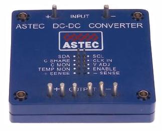 380 VDC输入DC/DC转换器在负载点的应用