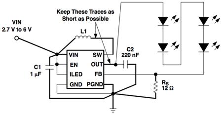 基于白色LED质量和效率GaN技术的分析