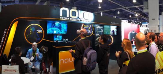 亮亮视野发布消费级AR眼镜 NOLO VR可适配头显达十多个型号