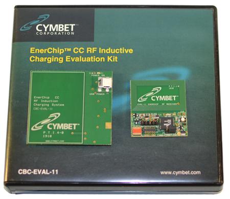 射频感应充电评估套件用于传感器和无线网络