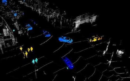 首款用于自动驾驶车队的雷达已经发布
