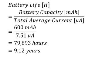 安全传感器的电池寿命优化方案