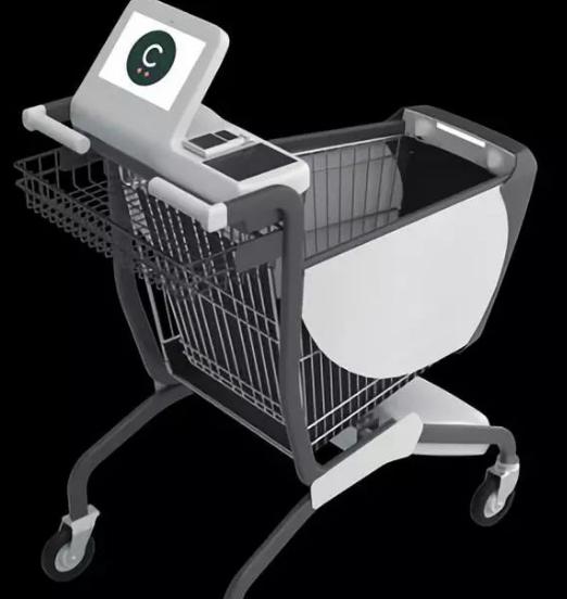 Caper利用人工智能long88.vip龙8国际制造出智能购物车 开启...