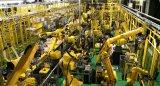 3万平米的仓库内放满了机器人,这样体量让人吃惊!