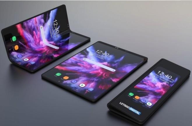三星Galaxy S10系列手机和三星Galax...
