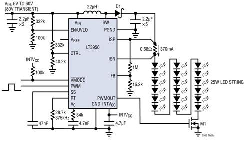 高功率HB LED产品设计的解决方案