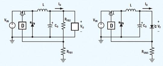 在设计HB LED恒流驱动时输出电容应如何选择