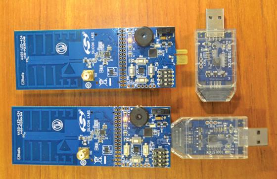 Sub-GHz Radio雙向鏈接演示套件的介紹