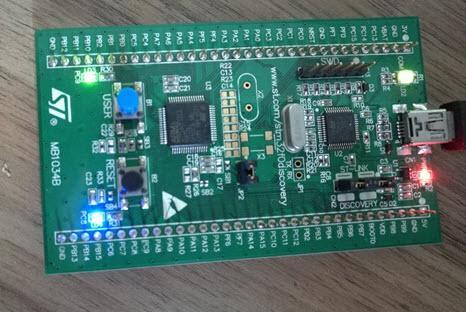 STM32单片机FSMC模块的应用