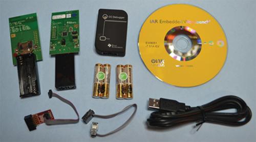 TI CC1110迷你開發套件加速Sub-GHz項目