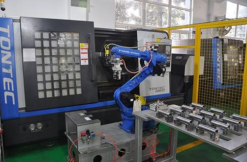五种工业机器人的简单剖析