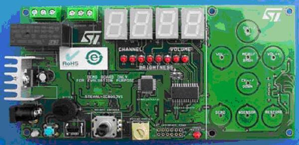 采用I?C总线连接设计的触摸屏控制器