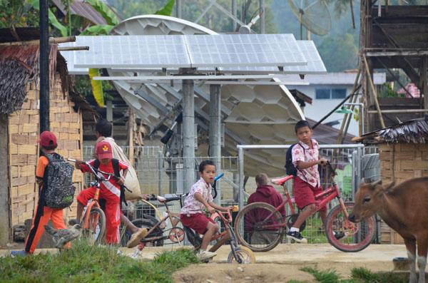 能源收集推动偏远地区的移动电话技术