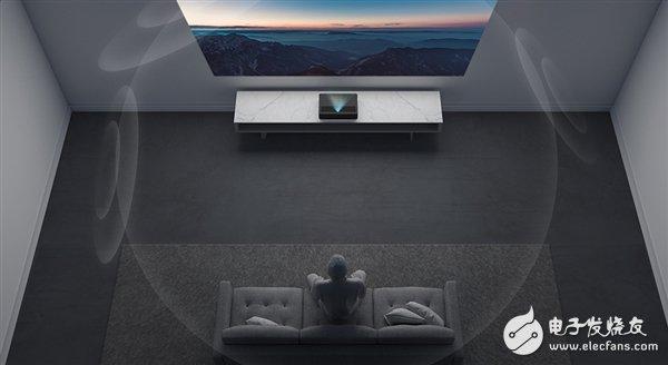 米家激光投影電視4K版正式亮相 售價9999元