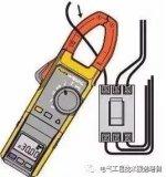 安装电机为何用钳形电流表测量电流