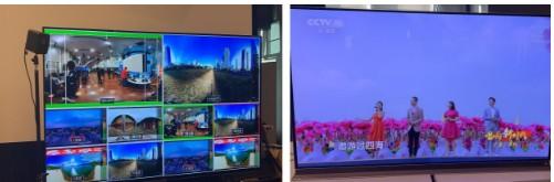 中国联通联合华为共建5G新媒体直播业务