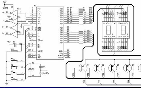 MCS51单片机的结构与原理及应用实例说明