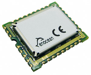 在902 MHz频段内使用能量收集无线技术
