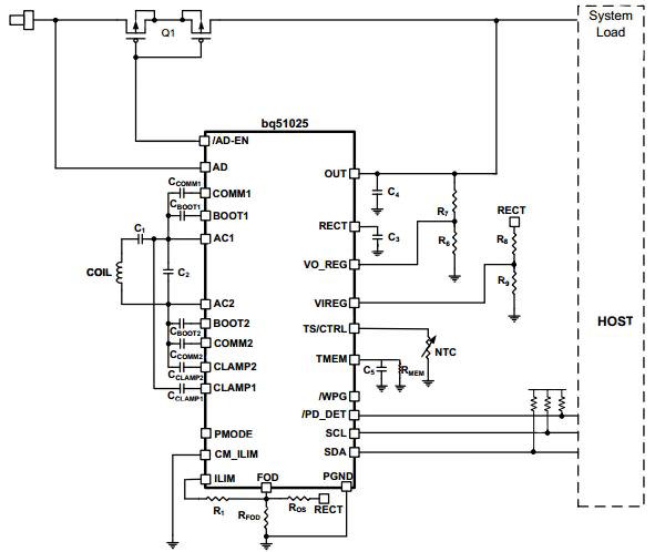 基于齐规范标准的移动设备充电解决方案